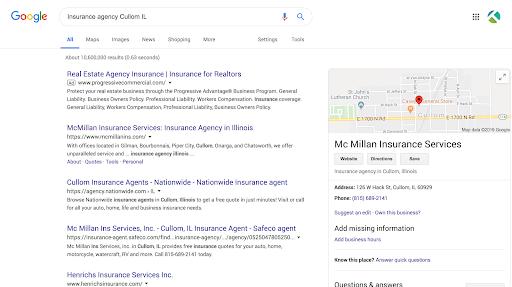 Mcmillan Insurance Services Titan Web Marketing Solutions